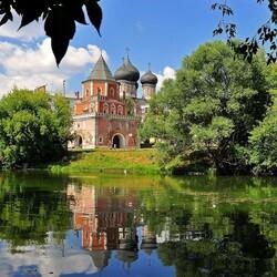 Пазл онлайн: Московские древности