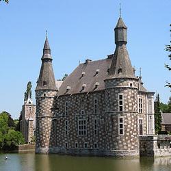 Пазл онлайн: Замок  Жеэ