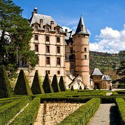 Пазл онлайн: Замок Визиль