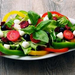 Пазл онлайн: Греческий салат