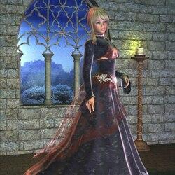Пазл онлайн: Прогулка по замку