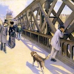 Пазл онлайн: Мост Европы