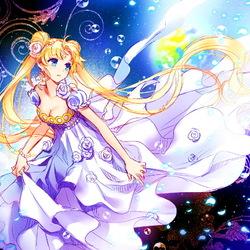 Пазл онлайн: Принцесса Серенити