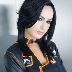 Пазл онлайн: Миранда Лоусон (Mass Effect)