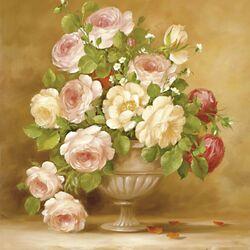 Пазл онлайн: Roses/Розы