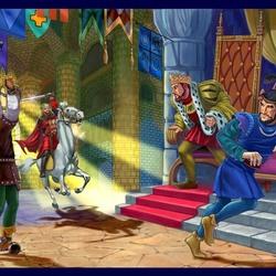 Пазл онлайн: Легенда о Робин Гуде