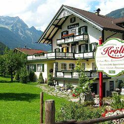 Пазл онлайн: Манящий и завораживающий Майрхофен. Австрия