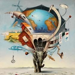 Пазл онлайн: Воспоминания о путешествиях
