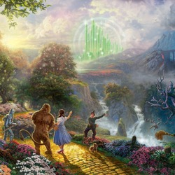 Пазл онлайн: Волшебник из страны Оз