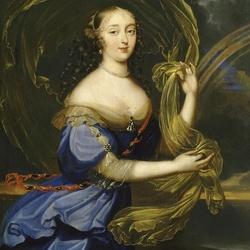 Пазл онлайн: Франсуаза-Атенаис де Монтеспан