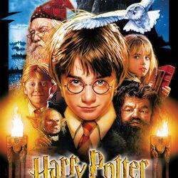 Пазл онлайн: Гарри Поттер и философский камень