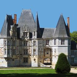 Пазл онлайн: Замок д`О