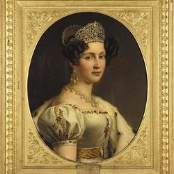 Пазл онлайн: Королева Баварии