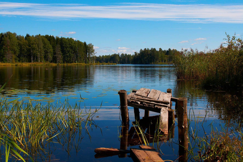 фото мест для рыбалки