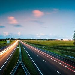 Пазл онлайн: Трасса