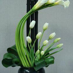 Пазл онлайн: Изысканность в цветке