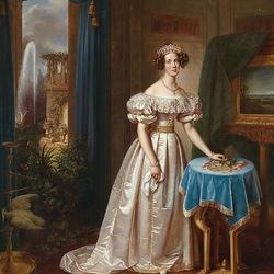 Пазл онлайн: Принцесса Нидерландов
