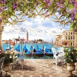 Пазл онлайн: Bella Venezia /Прекрасная Венеция