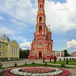 Пазл онлайн: В городе Тамбове