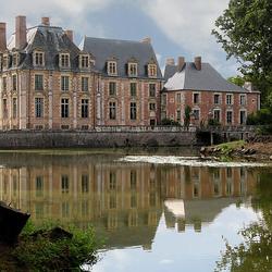 Пазл онлайн: Отель Ла-Ферте-Сент-Обене