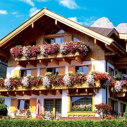 Пазл онлайн: Дом в Австрии