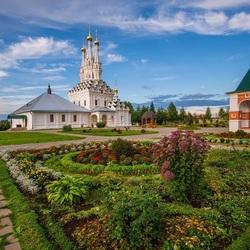 Пазл онлайн: Иоанно-Предтеческий монастырь