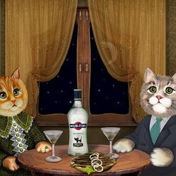 Пазл онлайн: Романтическое мартовское свидание