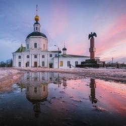 Пазл онлайн: Богородицкая церковь