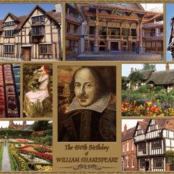 Пазл онлайн:  Вильям Шекспир