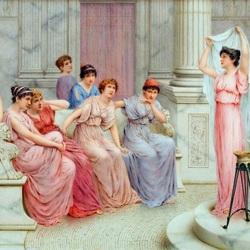 Пазл онлайн: Римская жизнь