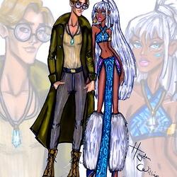 Пазл онлайн: Майло и принцесса Кида