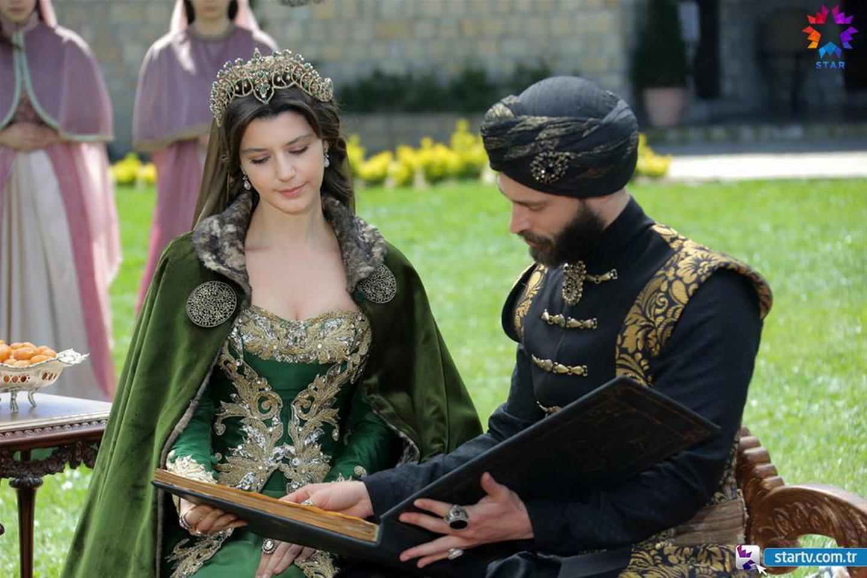 турецкие исторические фильмы на русском языке - 5