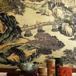Пазл онлайн: Китайский чай
