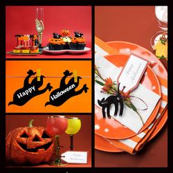 Пазл онлайн: В духе Хэллоуина