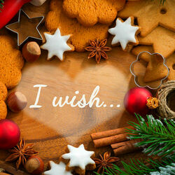 Пазл онлайн: Загадай желание...