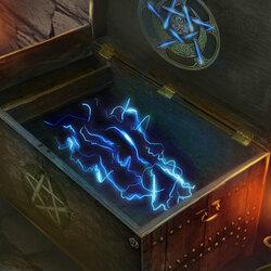 Пазл онлайн: Шкатулка дьявола