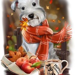 Пазл онлайн: Здравствуй, осень