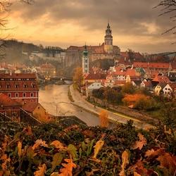 Пазл онлайн: Чехия. Крумлов