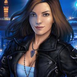 Пазл онлайн: Волшебница из Города Грехов