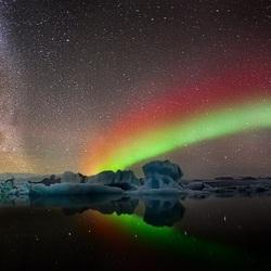 Пазл онлайн: Фантазии неба