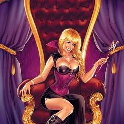 Пазл онлайн: Королева Ноэлия