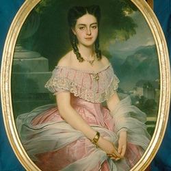 Пазл онлайн: Вильгельмина фон Халлвил