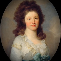 Пазл онлайн: Генриетта, графиня Эглофштайн