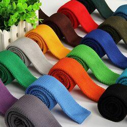 Пазл онлайн: Вязаные галстуки