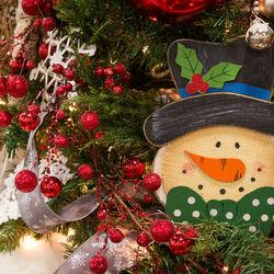 Пазл онлайн: Праздничные украшения