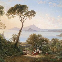 Пазл онлайн:  Вид на Баньоли