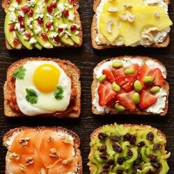 Пазл онлайн: Вкусняшки