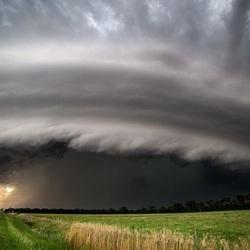 Пазл онлайн: Торнадо