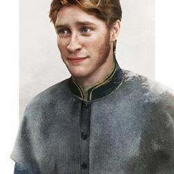 Пазл онлайн: Принц Ханс