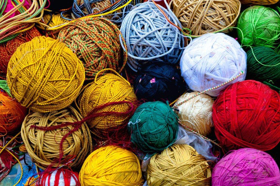 Виды ручного вязания 21